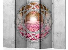 Paraván - Enchanted window II [Room Dividers]
